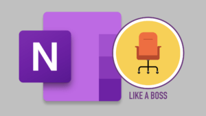 Click to access the OneNote course