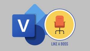 Click to get enrolled in Visio